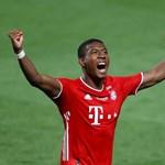 A szezon végén elhagyja a Bayern Münchent David Alaba