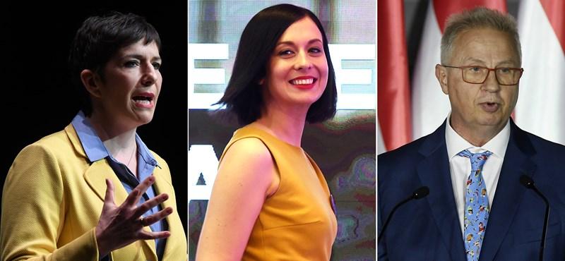 IDEA Intézet: A Fidesz EP-listavezetője a legkevésbé szimpatikus