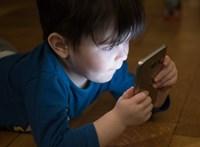 WHO: kétéves kora előtt passzívan se üljön a gyerek a képernyő előtt