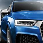 Győr új büszkesége: már javában a hóban tesztelik a még titkos Audi Q3-ast