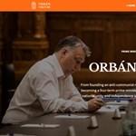 Fantasztikus hír az ünnepnapon: Elindult Orbán Viktor angol nyelvű honlapja