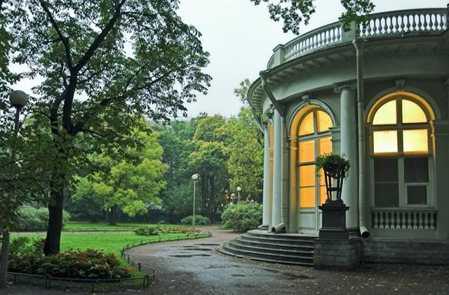 A cári palota Szentpéterváron