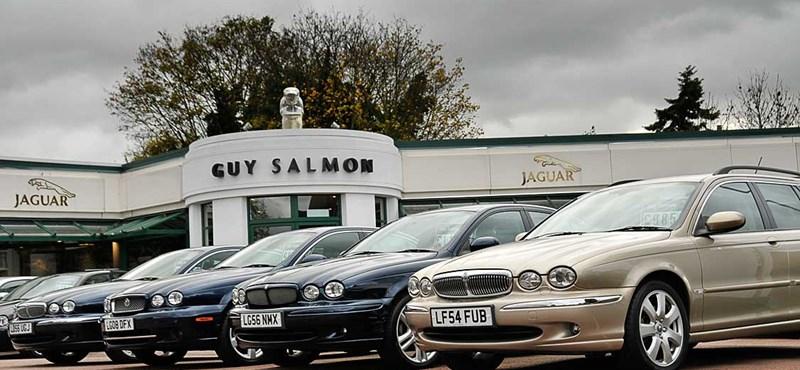 Imádják a Jaguar-márkakereskedéseket a britek - toplista