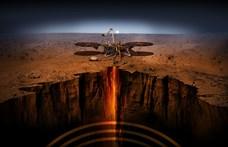 Egy spéci műszert tett le a Marsra a NASA, 5 méter mélyre lefúr nekünk