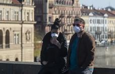 Kétezer felett a napi megbetegedések száma Csehországban