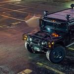 Egy ilyen Hummer mögött még mindig elbújhat az összes mai SUV