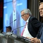 Nem tudta meggyőzni Tusk a tagállamokat, maradnak a kvóták
