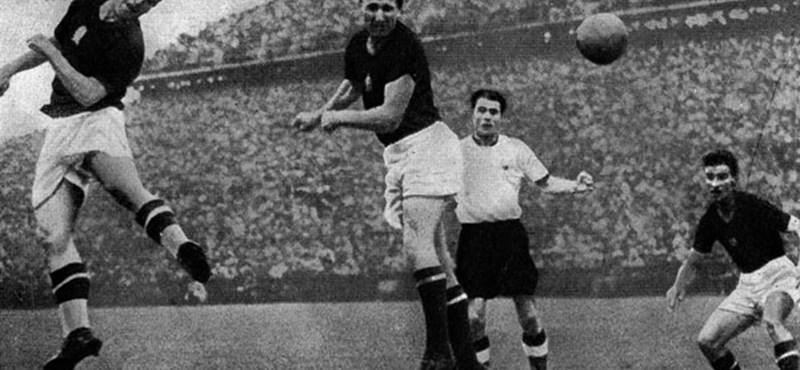 Nemzeti focikatasztrófák - dobogón az 1954-es magyar-német vébédöntő