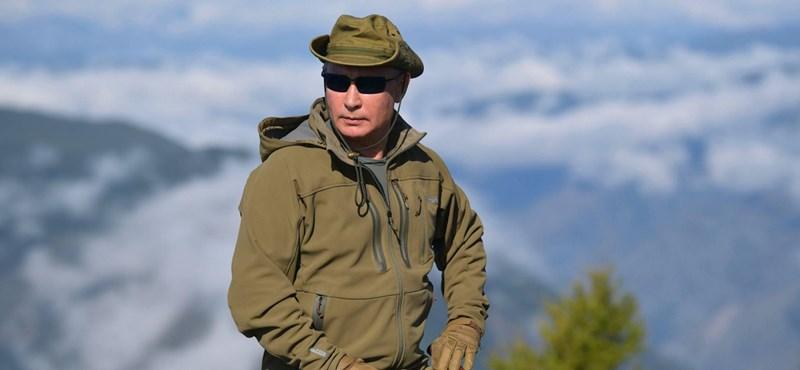 Vlagyimir Putyin, a tökéletes modell