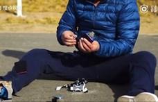 Görkorit csináltak ebből a mobilból, hogy teszteljék, mennyire törésálló  – videó