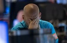 Nemcsak a koronavírus küldi padlóra a részvények árfolyamát