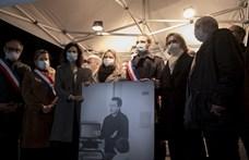 Üzeneteket váltott a francia tanár gyilkosa és az egyik tanítványának apja
