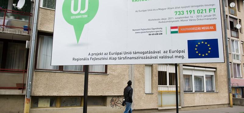 EU-támogatások: tíznél is kevesebb ügy jutott bíróságig az OLAF alapján