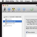 OS X Lion tipp: rejtett partíciók megtekintése