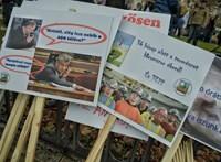 TASZ: Álságosan akadályozza a kormány a tüntetést