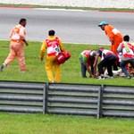 Meghalt Marco Simoncelli motorversenyző