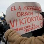 """""""Ez óriási kiállás"""" - Orbán videóban köszönte meg a békemeneteseknek"""