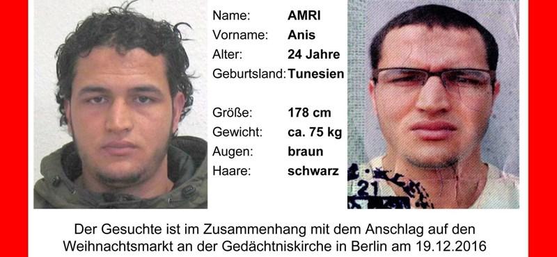 Fotó készült a berlini merénylőről órákkal a támadás után