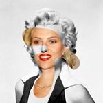 Marilyn Monroe és Scarlett Johansson molekulái ha találkoznak