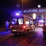 Öngyilkos merénylők robbantottak az isztambuli reptéren: 41 halott