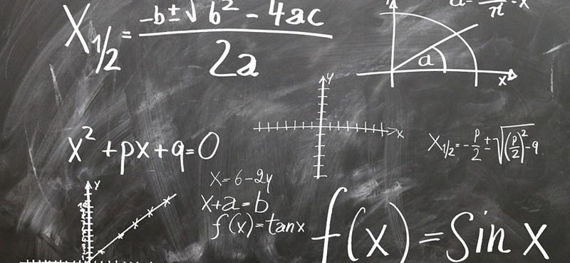 Zseniális matekteszt: nektek menne fejben?