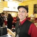 Brad King a BGF-en: az internet maga a digitális vadnyugat