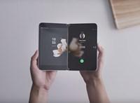 Előkerült egy érdekes rajz a Microsoft izgalmas új telefonjáról