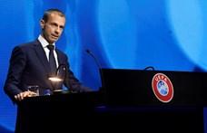 Fegyelmi eljárást indított az UEFA a Real, a Barcelona és a Juventus ellen