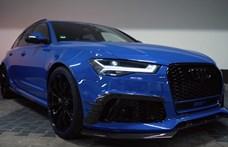 Családapák álma: 735 lóerővel búcsúzik az Audi RS6 kombi