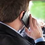 340 ezer forintba is kerülhet a vezetés közbeni mobilozás