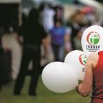 Titkosszolga hagyta el telefonját a Jobbik majálisán