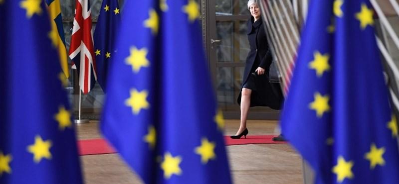 Brexit: Theresa May legalább Brüsszelben örülhet