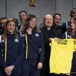 Saját atlétikacsapatot alapít a Vatikán