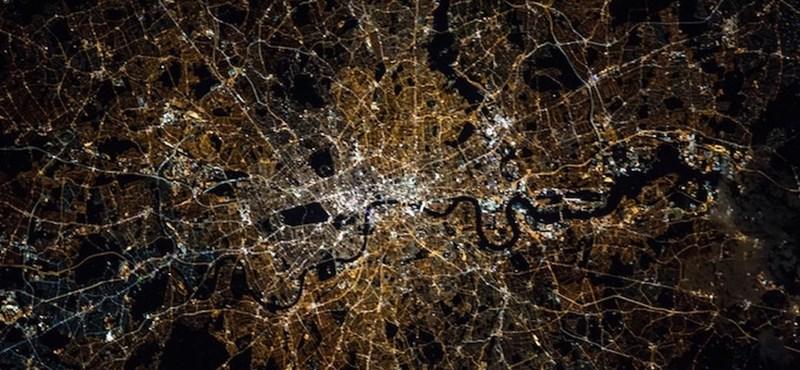 Nézze meg itt, mert így sosem láthatja a Földet: 6 bámulatos fotó az űrből