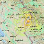 Már négyszáz fölött az iráni földrengés áldozatainak száma – fotók