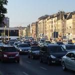 Napi.hu: Budapest-matricaként vezetnék be a dugódíjat