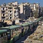 Jogvédők: Az oroszok válogatás nélkül ölik a civileket Szíriában