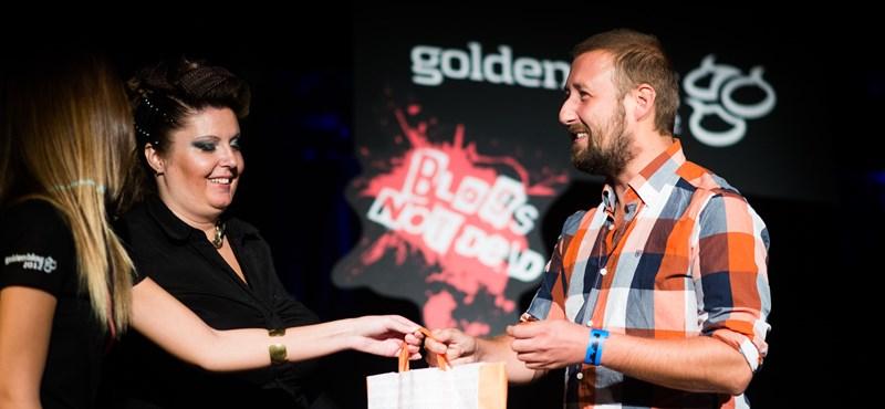 Átadták az idei Goldenblog díjakat