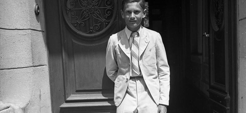 Mementó 1956: feltűnik a hírekben Göncz Árpád