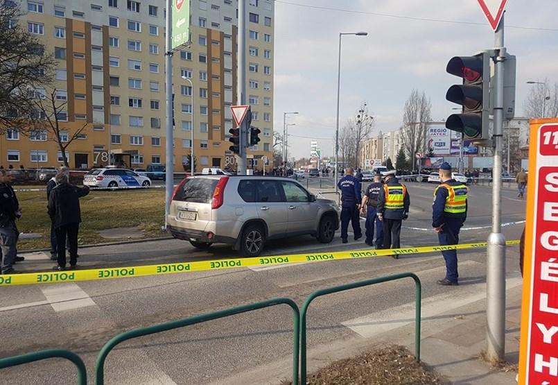 2c846d773bb6 Meglőtték a fegyveres rabot, aki túszt ejtve menekült, miután megszökött a  Fővárosi Törvényszékről