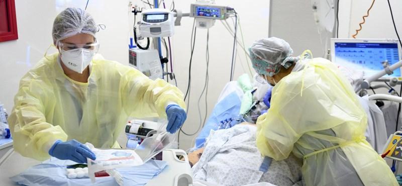 Koronavírus: 99 halott, 4290 új fertőzött