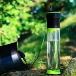 Ez zseniális: már rendelhető a palack, ami a levegőből csinál vizet