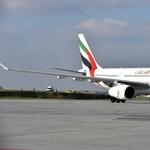 Nagyot szívtak az Emirates Budapestről induló utasai
