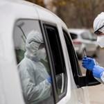 Teljesítőképességük határán vannak még a tesztelésbe bevont medikusok is