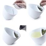 Ötletes teáscsésze aktív reggelekre