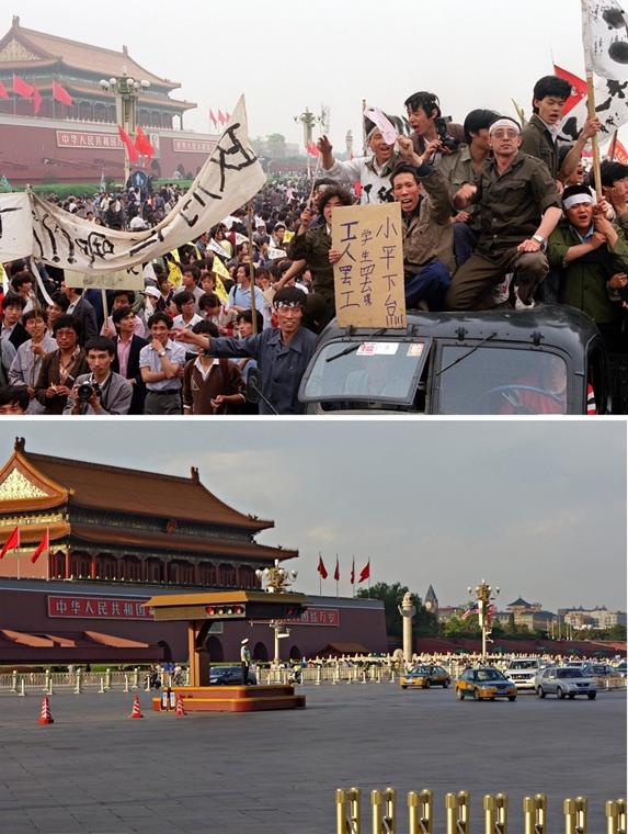 afp.14.05.29. - Peking, Kína: Tienamnen évforduló