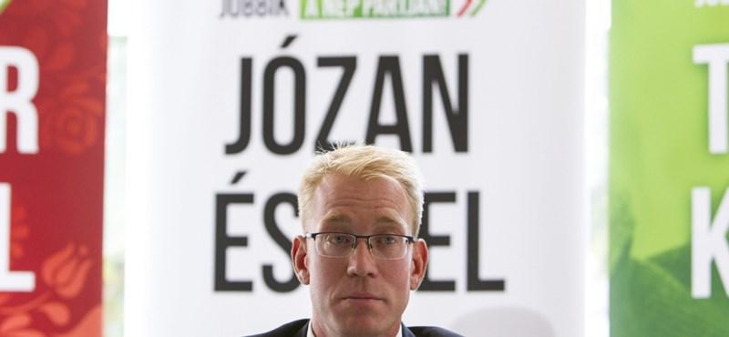 Biztos befutó az olimpiai bajnok Steinmetz Ádám a Jobbik listáján