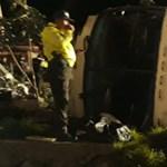 Súlyos autóbaleset történt Ecuadorban, többen meghaltak