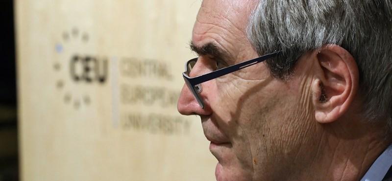 CEU-rektor: úgy tűnik, a kormány már meghozta a döntést