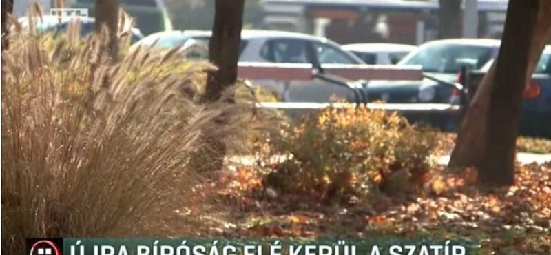 Visszaeső szatír Pécsen: hiába csukták le, újra a bíróságon kötött ki
